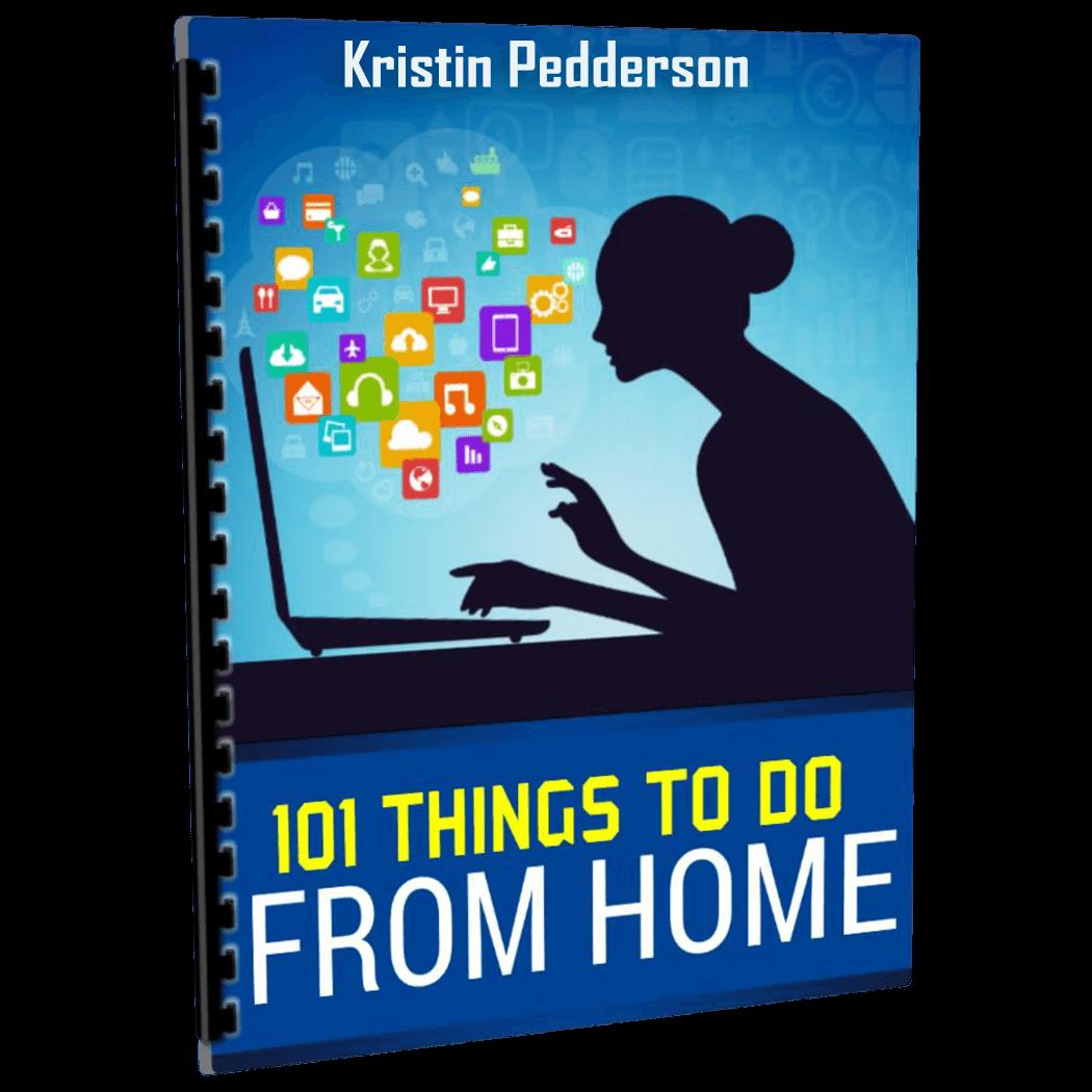 101 Things, To Do, Home, Kristin Pedderson, Covid 19 Lockdown