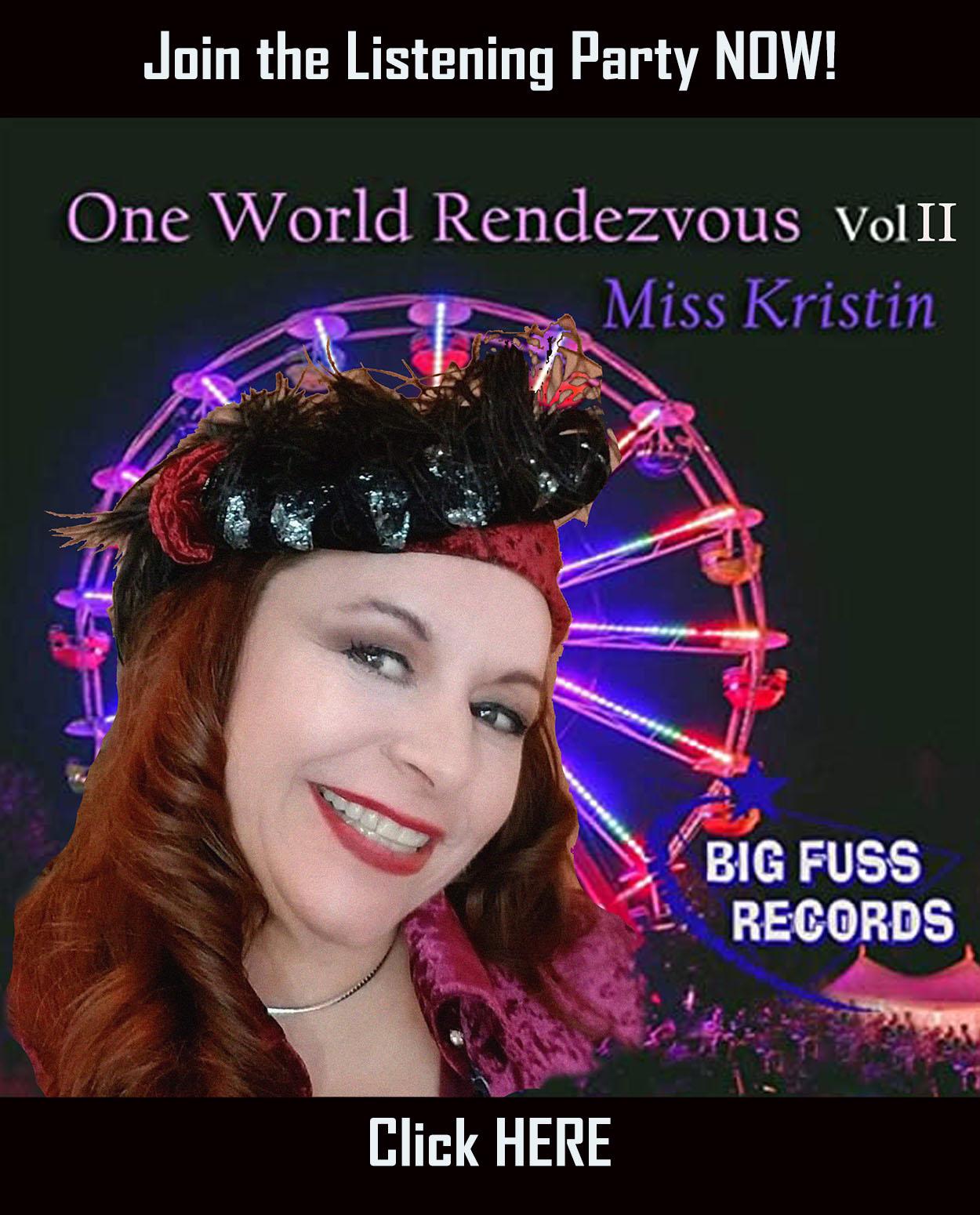 Miss Kristin, Listening Party